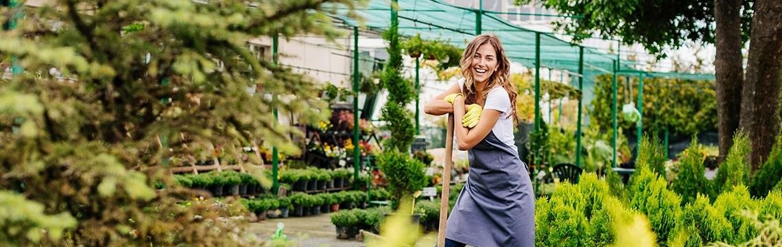 Van kwekerij tot in uw tuin